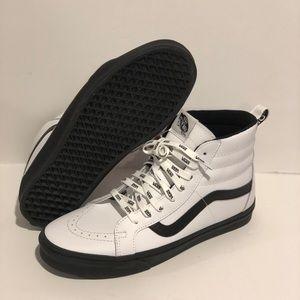 Vans Vault OG Old Skool LX High Top White Size 10